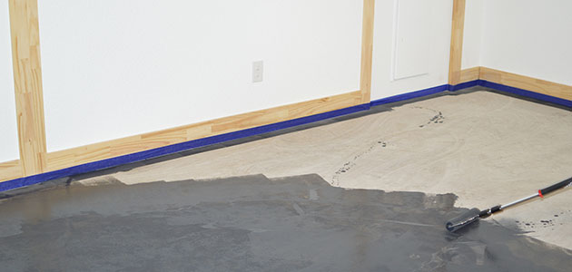 How To Dye Concrete Floors In Your Home
