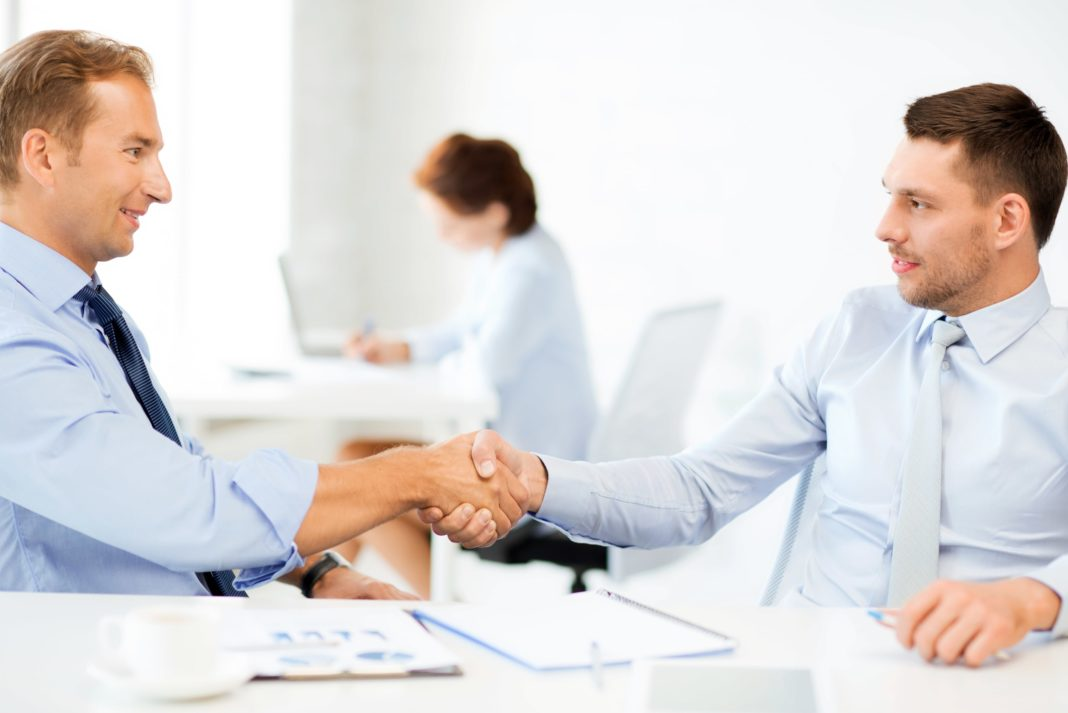 Good Sales Person Relationship