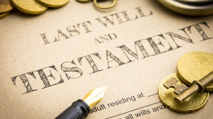 Executor Will Responsibilities Duties Letter Instruction