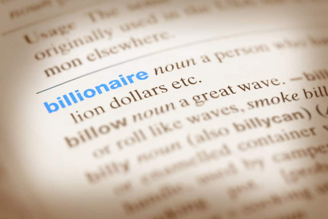 Become Billionaire Characteristics