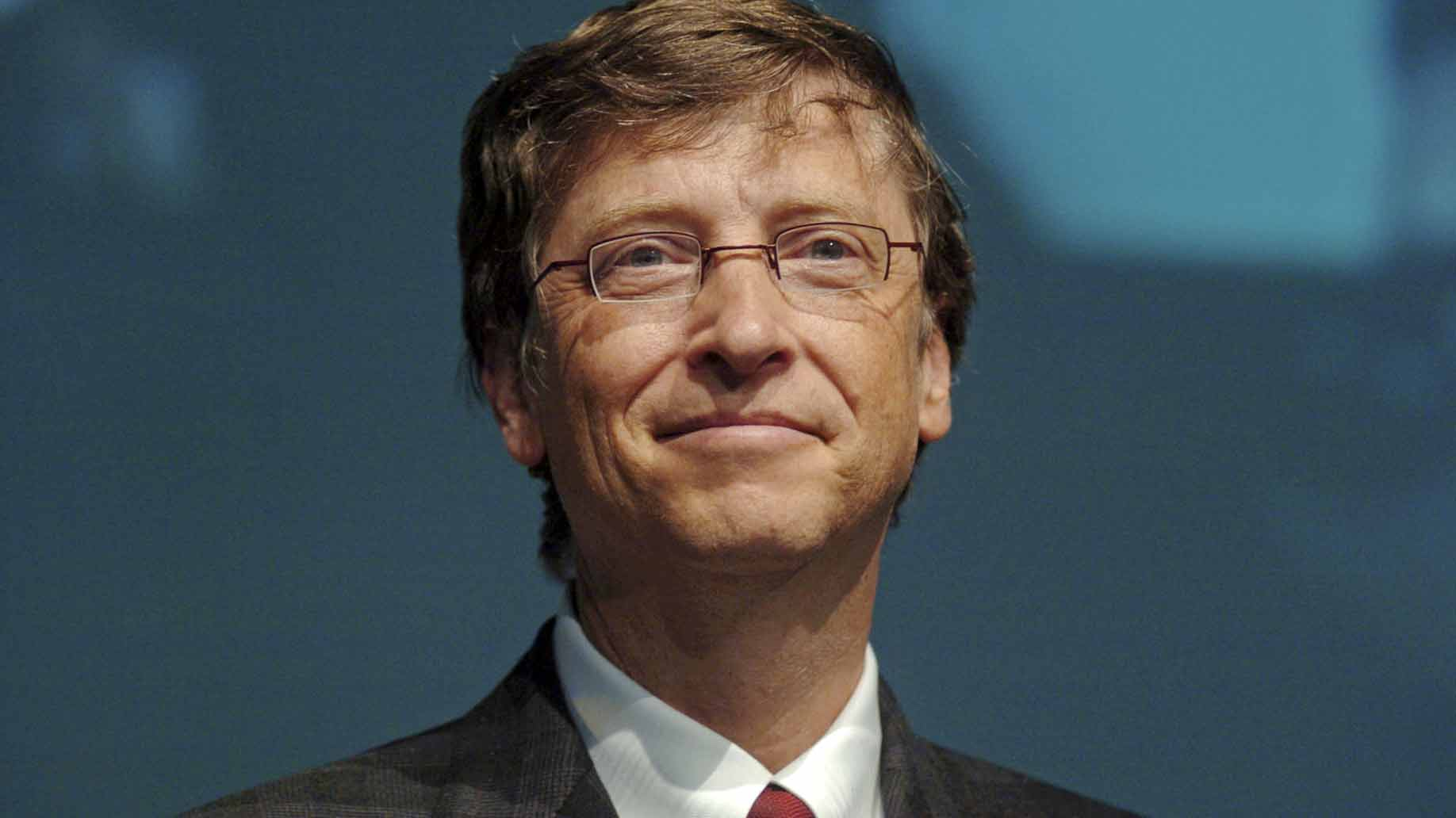 bill gates photo by paolo bona