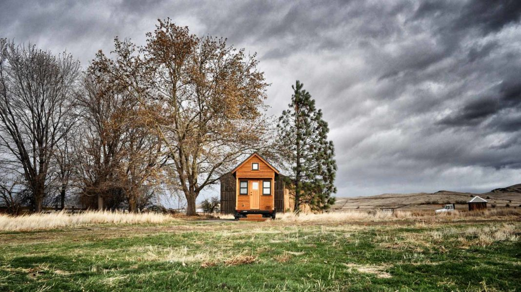 tiny house photo by Tammy Strobel