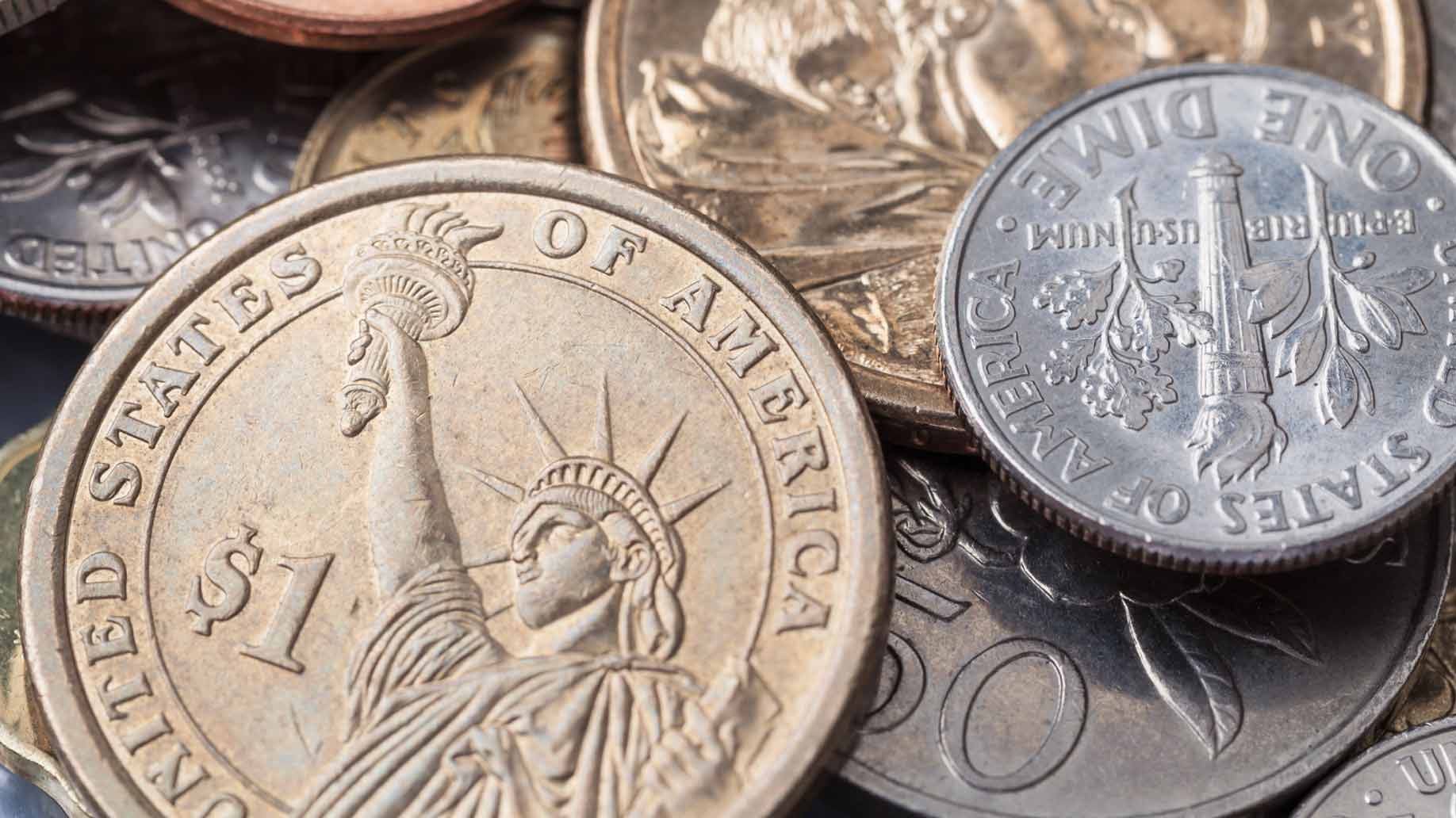 us american coins currency