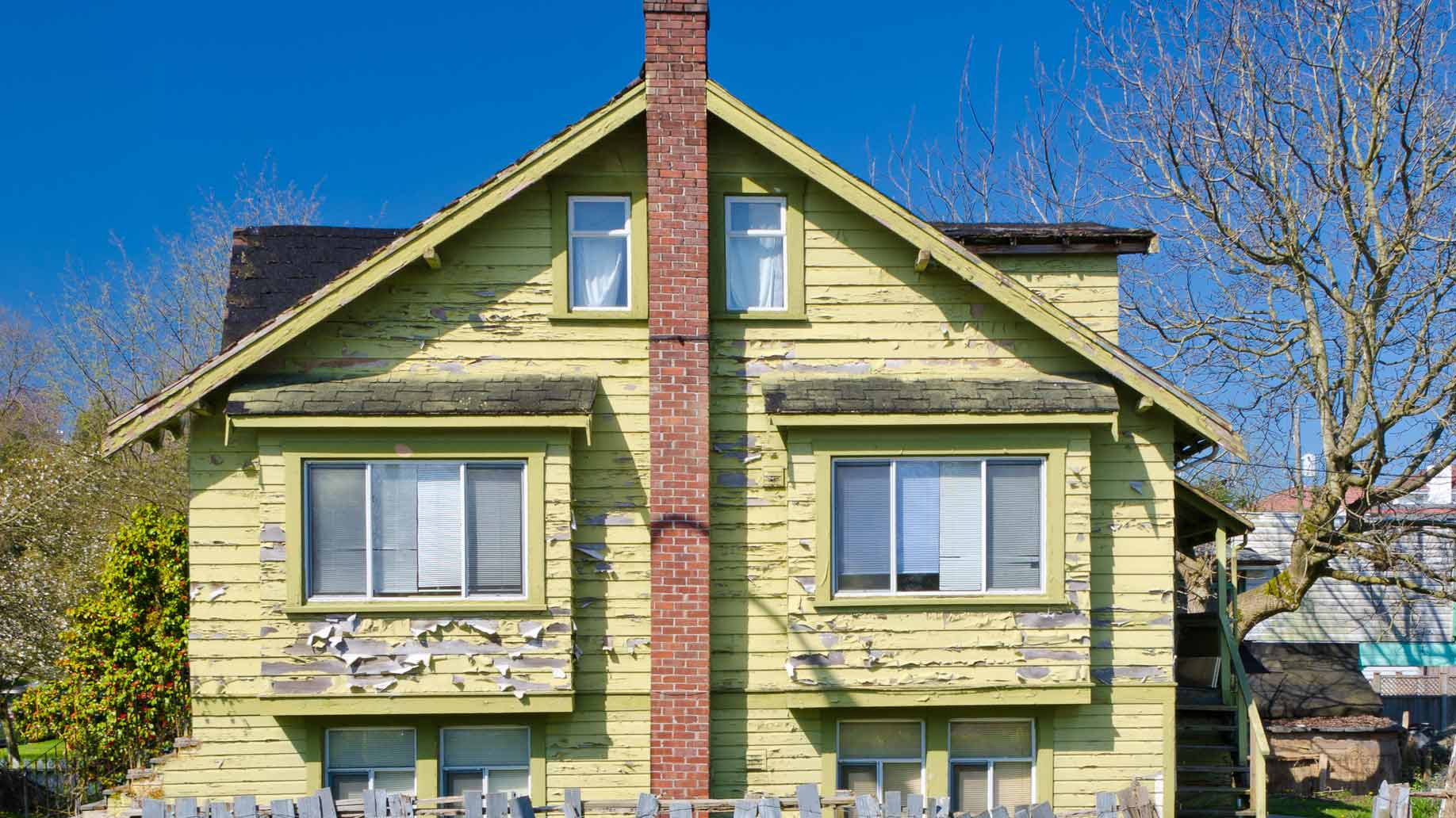 Buying An Old House Common Problems Hidden Costs