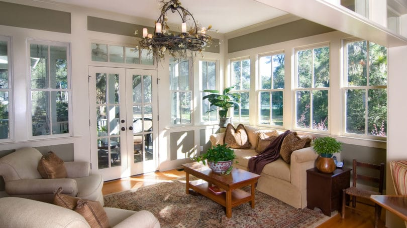 Avoid Sunroom Addition