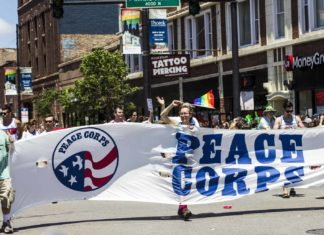 peace corps, photo courtesy The Curious Traveler