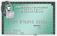 american express business green rewards card