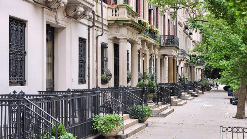 Upper West Side Towhouses