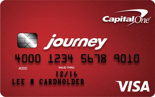 capital one journey student rewards card