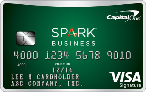 capital one spark cash business credit card