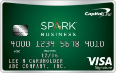 capital one spark cash select business card