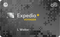 citi expedia voyager credit card
