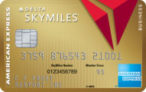 american express gold delta skymiles business card