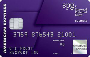 American Express Starwood Business Credit Card Review