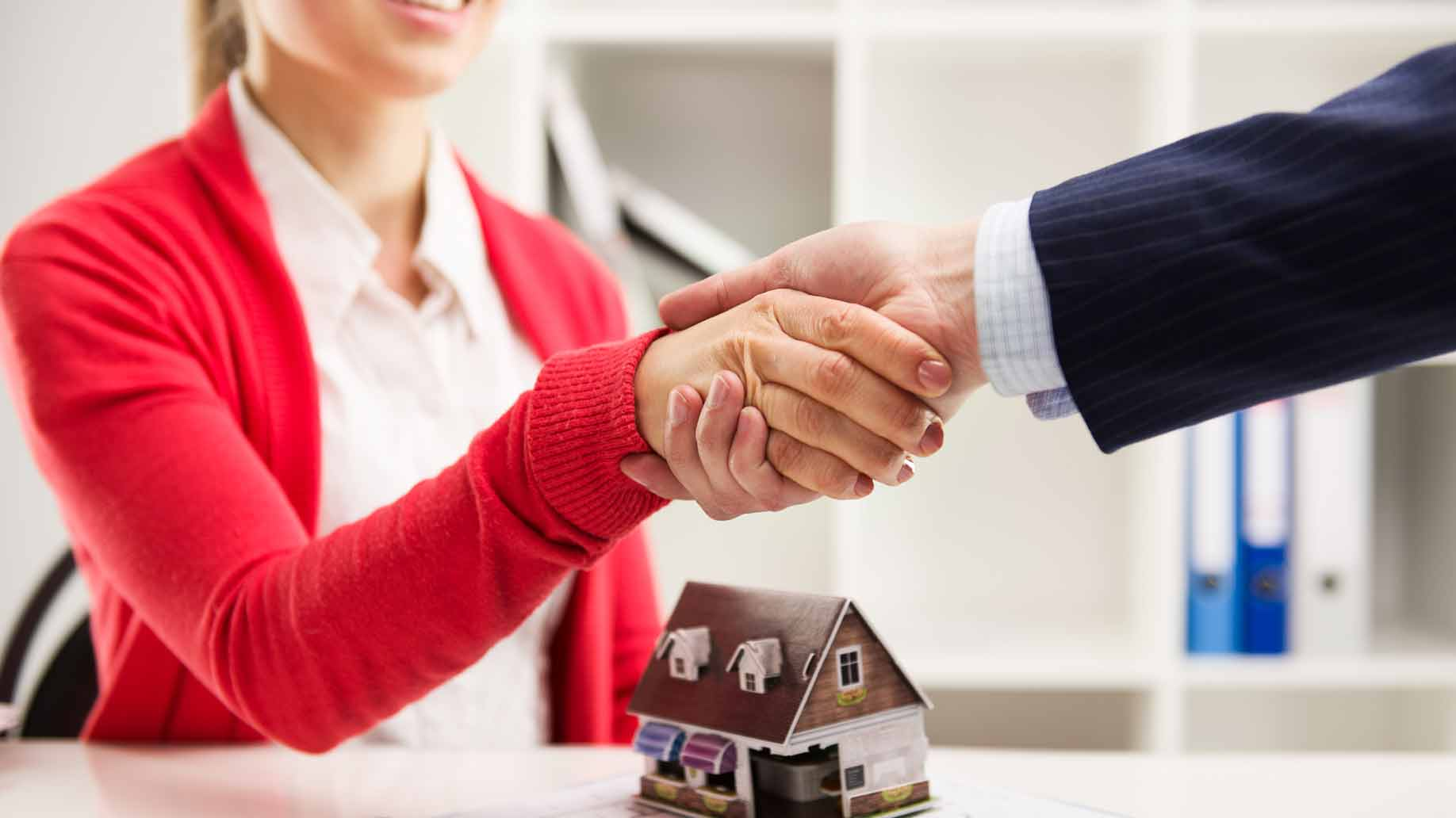 home buyer and seller