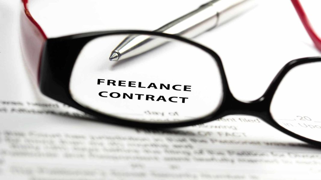 How To Draft A Freelance Contract Agreement Template Clauses