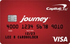capital one journey student credit card