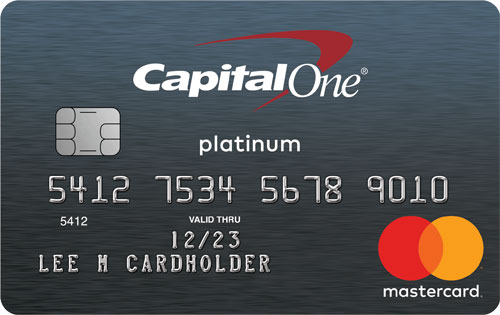 Credit Secured Review - Mastercard One Rebuild Capital Your
