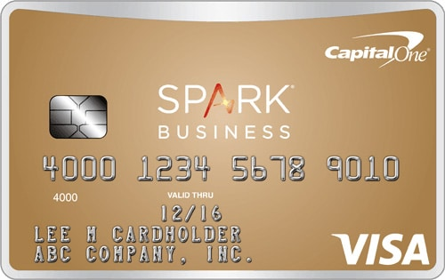 capital one spark classic business card
