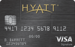 chase hyatt credit card