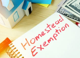 Homestead Exemption Definition