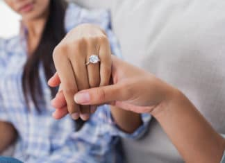 Less Buying Engagement Ring