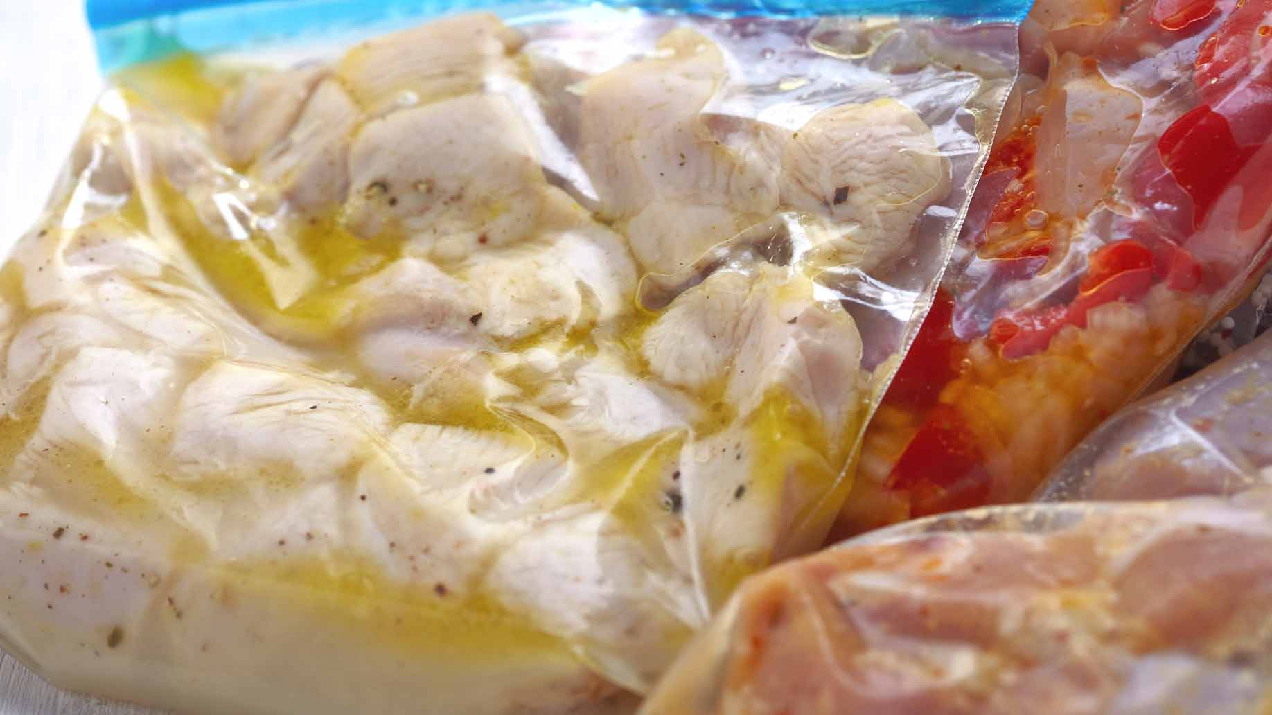 crock-pot chicken freezer meals