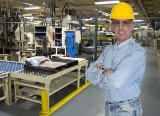 manufacturing job factory worker