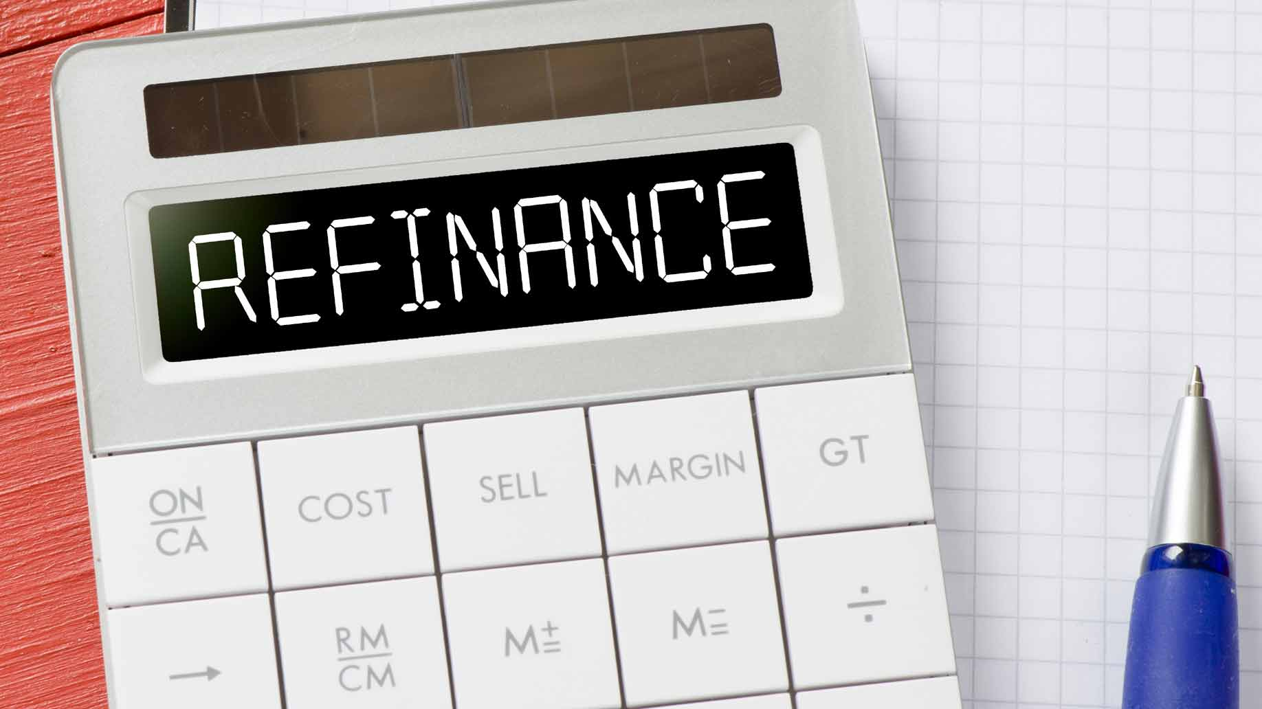 refinance calculator