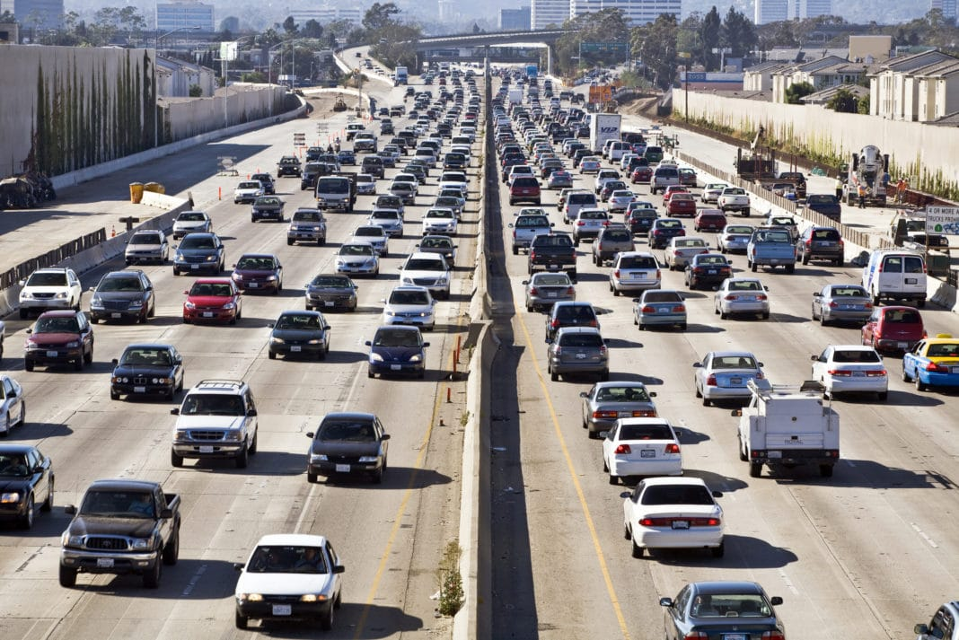 Worst Us Cities Traffic Commute Time