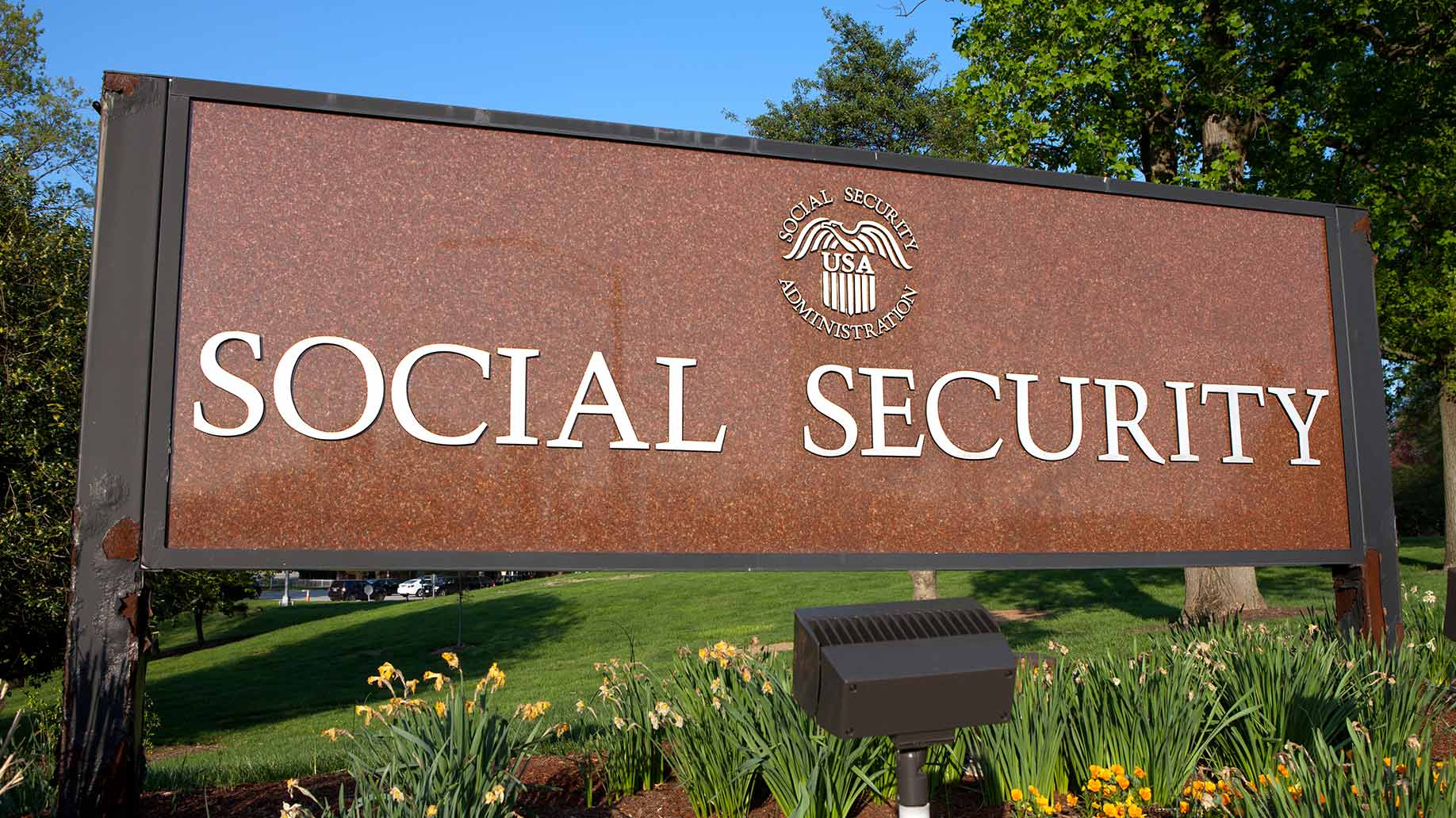 social security sign headquarters