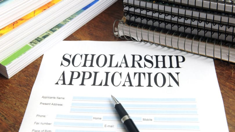 University Scholarship Application