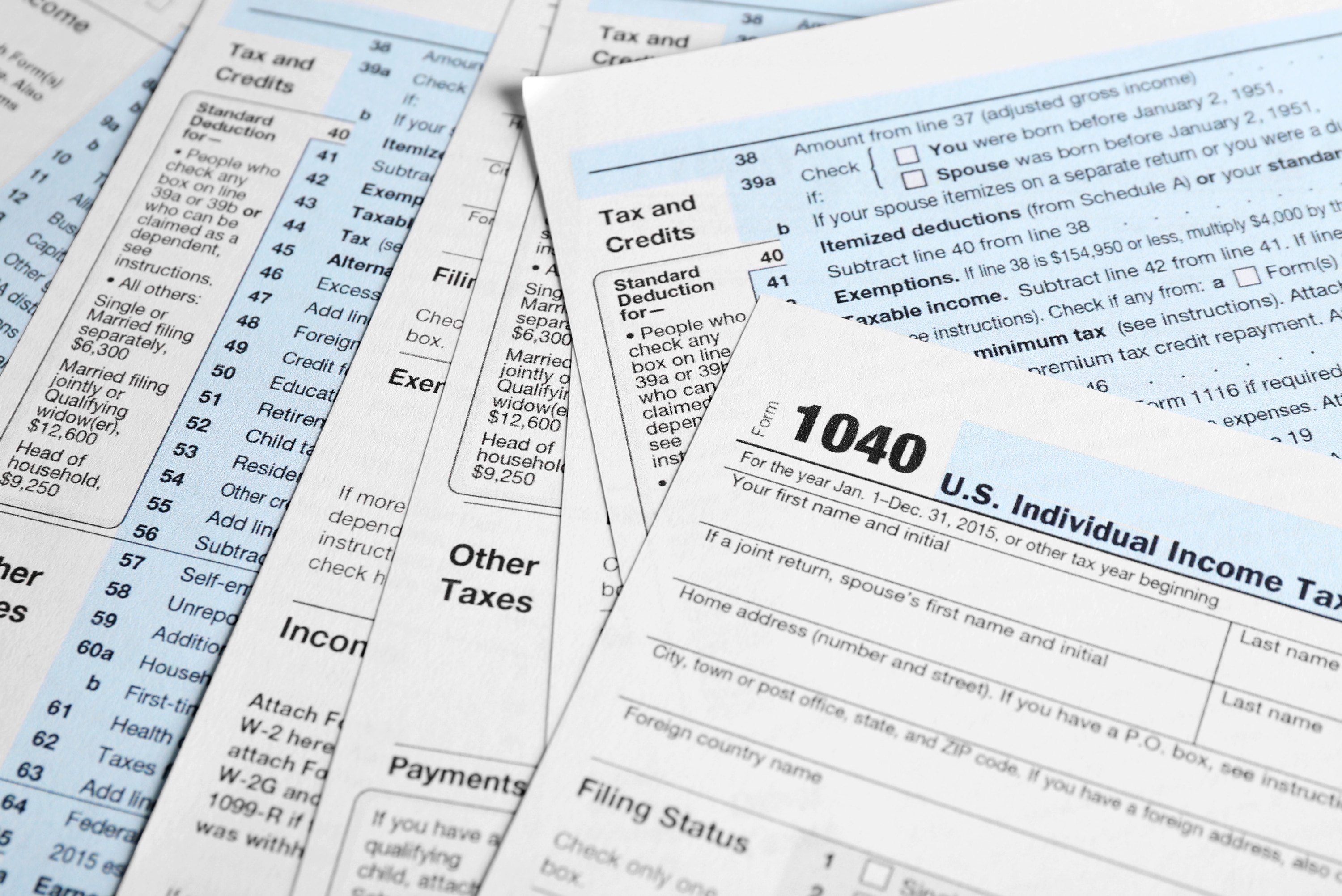 irs quarterly tax forms for small business