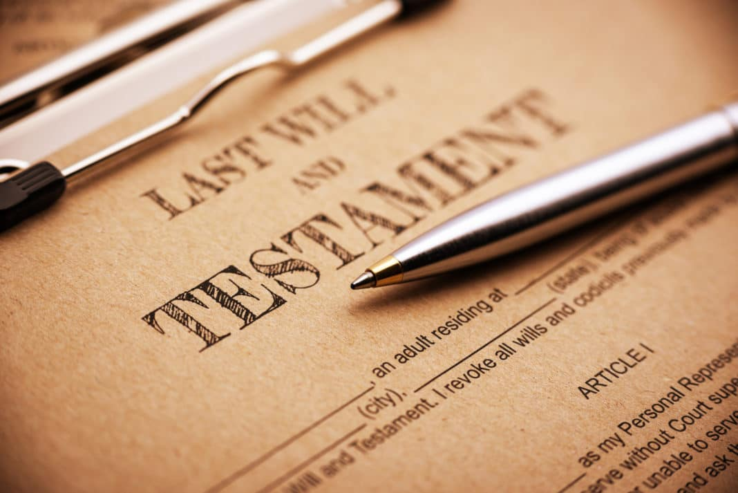 Legal Myths Estate Planning Wills Trusts