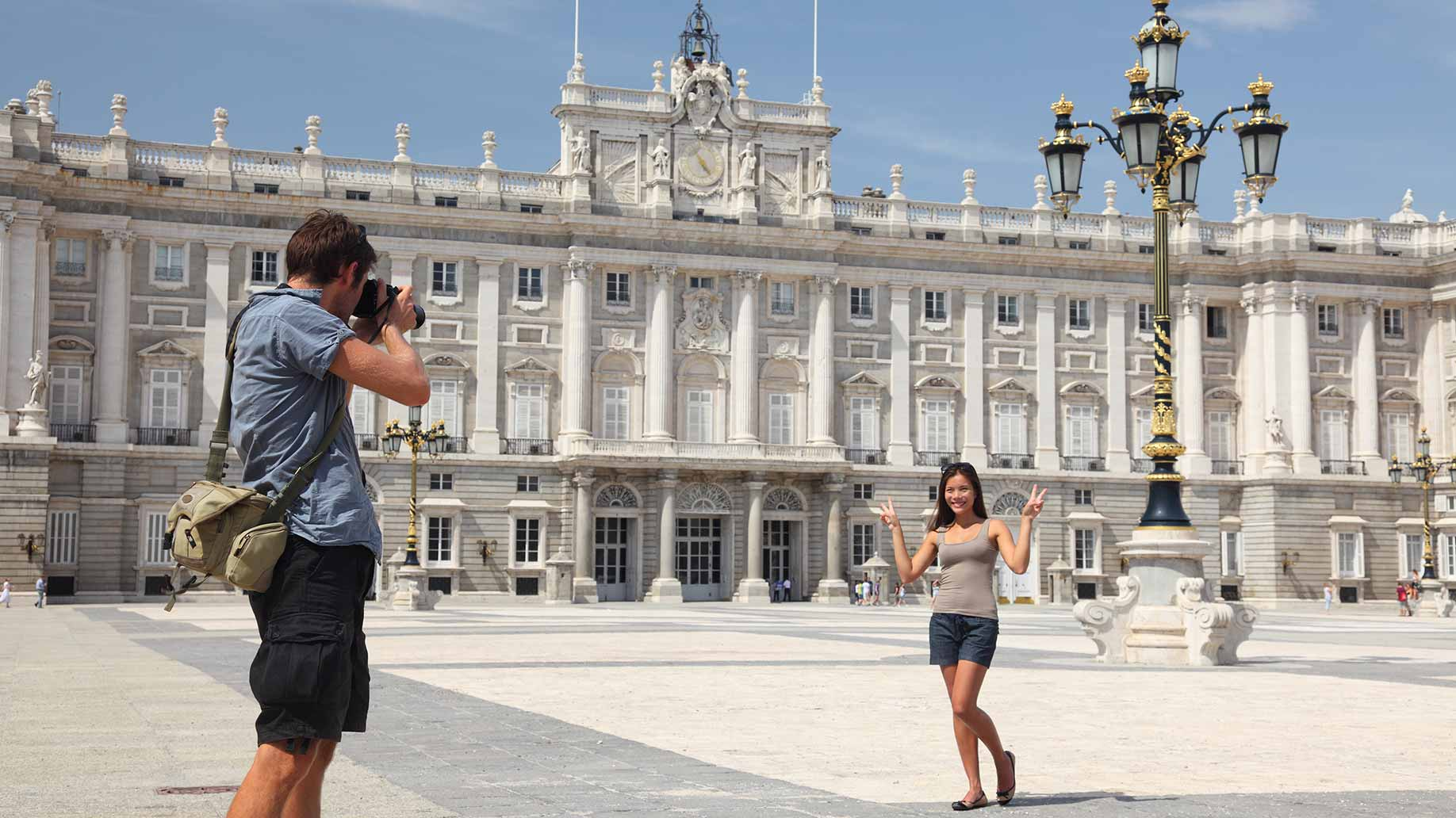 vacation royal palace madrid