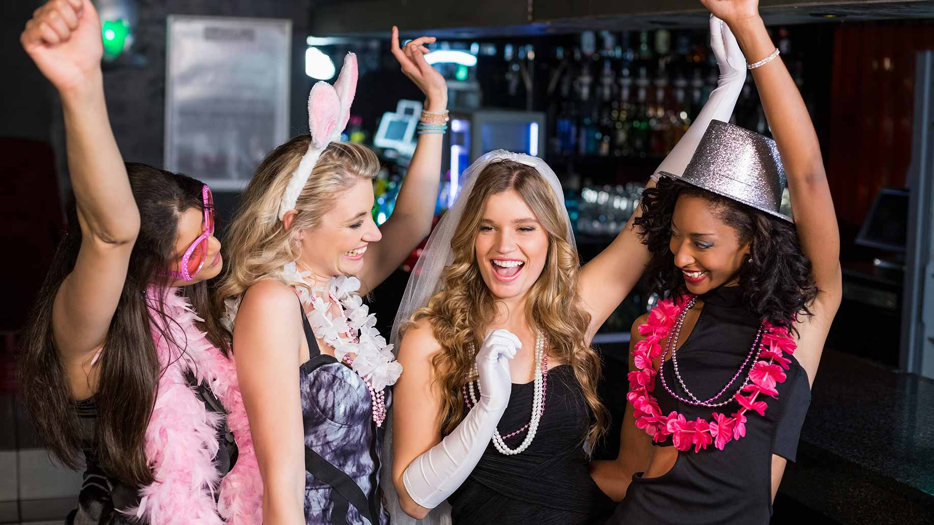 bachelorette party club