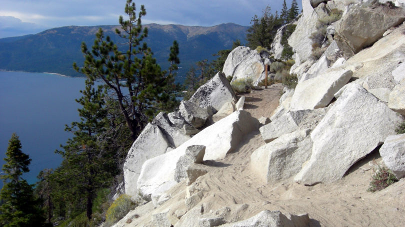 Lake Tahoe Rim Trail
