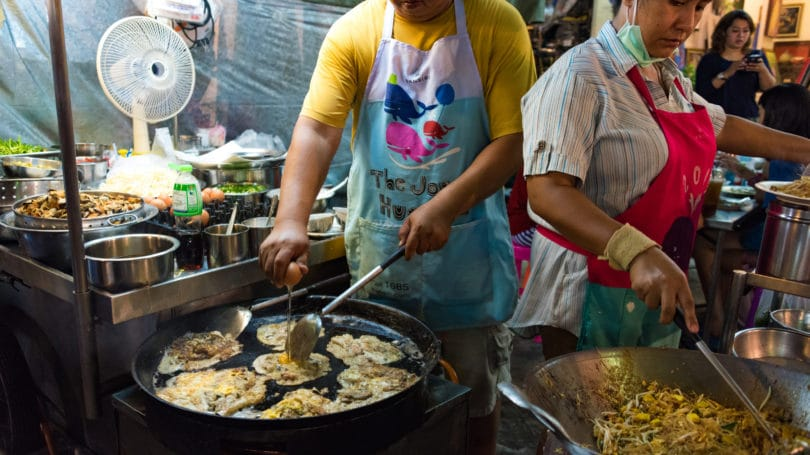 Fill Up Street Foods