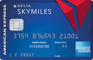 Blue Delta SkyMiles® Credit Card from American Express – Review
