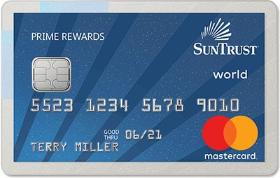suntrust prime rewards credit card review - Suntrust Business Credit Card