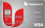 union bank business secured visa card