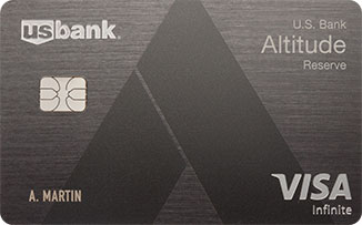 us bank altitude reserve visa infinite card