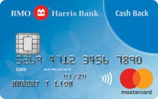 bmo harris bank cash back mastercard
