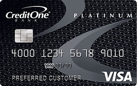 Credit One Bank® Cash Back Rewards Credit Card Review
