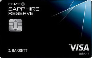 Chase Sapphire Reserve® Credit Card Review