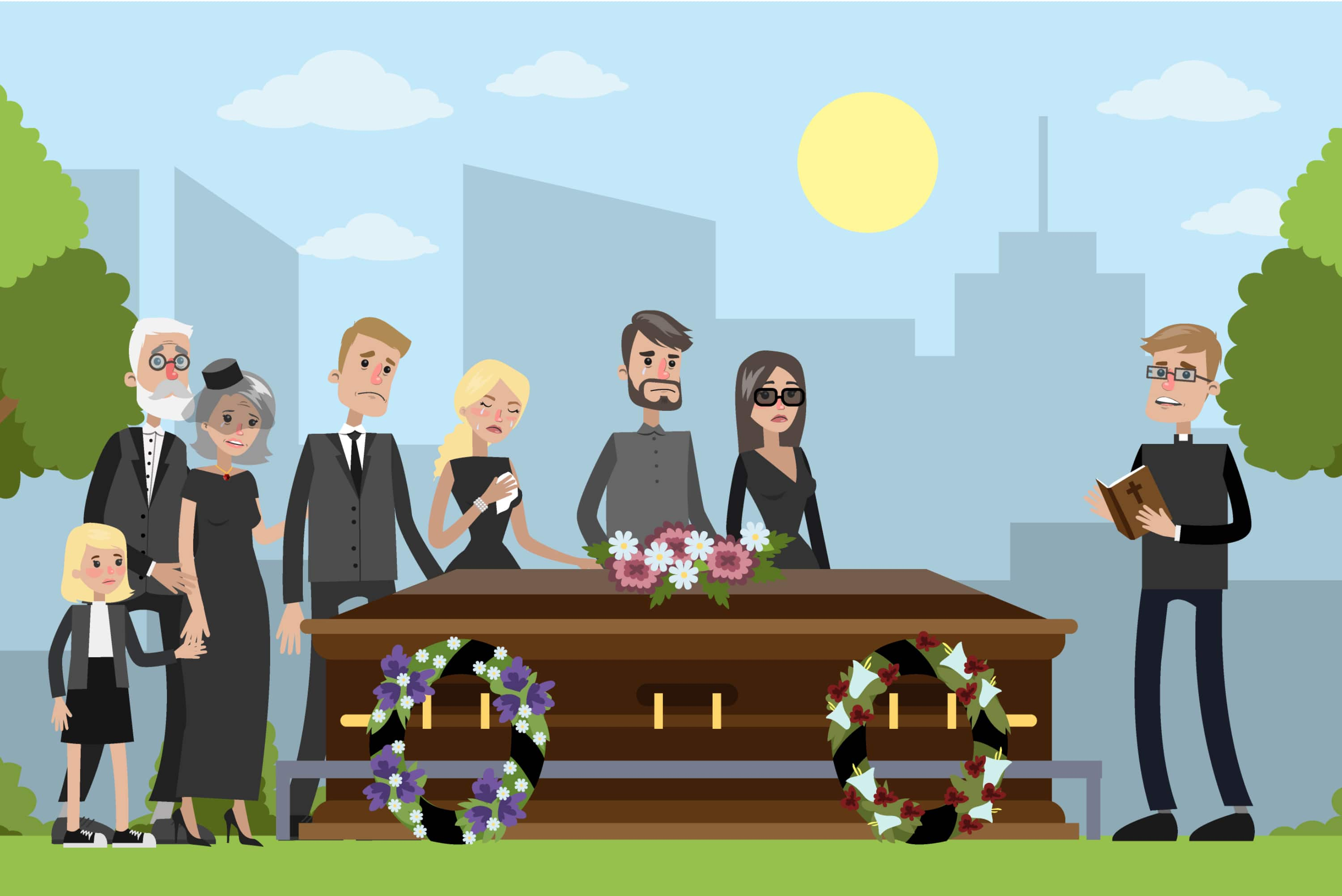Funeral costs are becoming higher