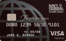 navy-federal credit union flagship rewards card