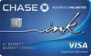 Chase Ink Business Unlimited Credit Card Review – 1.5% Cash Back