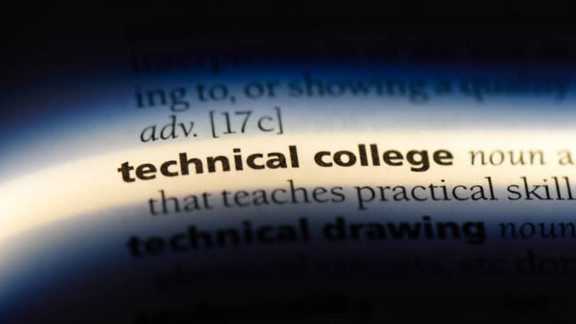 Technical College Definition Dictionary
