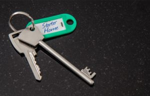 Starter Home Keys Concrete